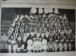GHS Marching Band 1974-1975